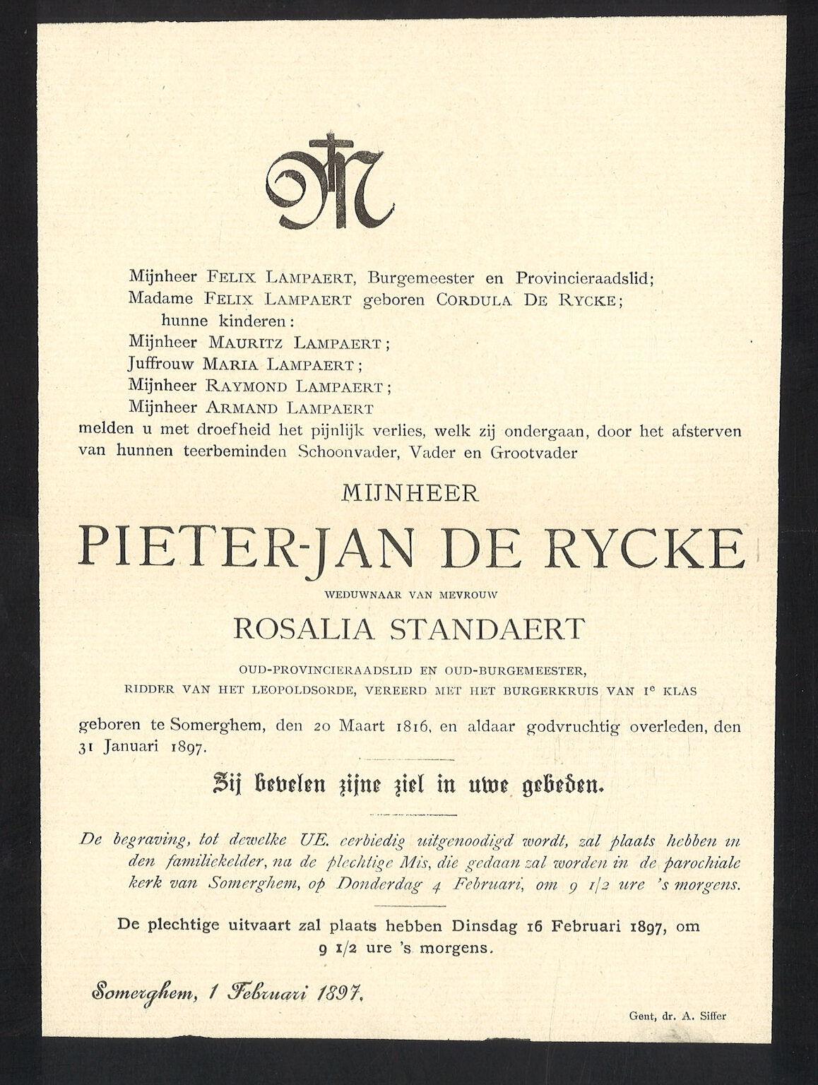 Pieter-Jan De Rycke
