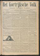 Het Kortrijksche Volk 1908-07-26 p1