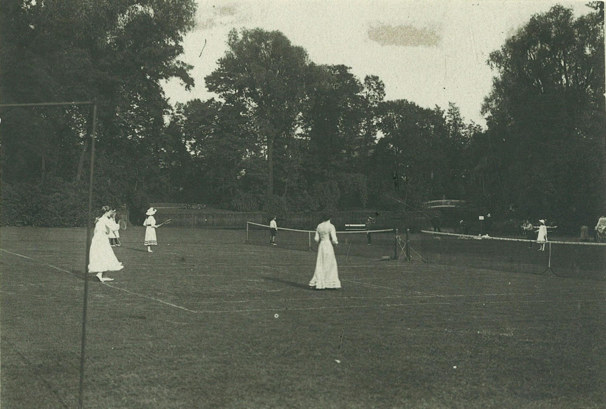 De Lawn Tennis club de Courtrai