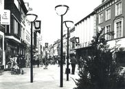 Lange Steenstraat Kortrijk 1974