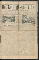 Het Kortrijksche Volk 1920-05-23