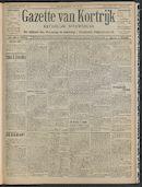 Gazette Van Kortrijk 1908-07-30 p1