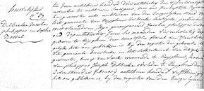 Jacobus Delbeeke - SOPHIE BOSSUT