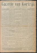 Gazette van Kortrijk 1916-05-20