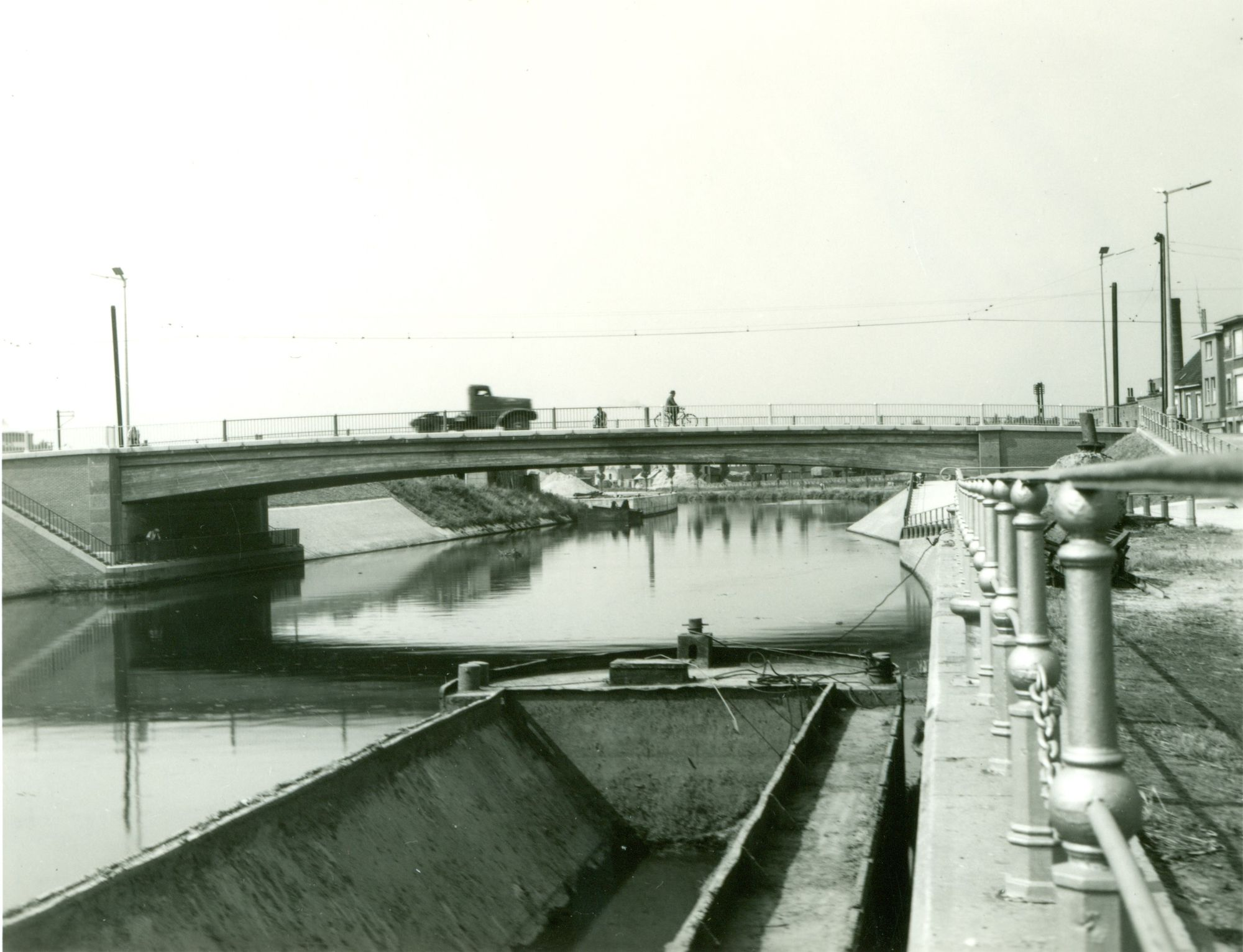 Gerechtshofbrug 1955