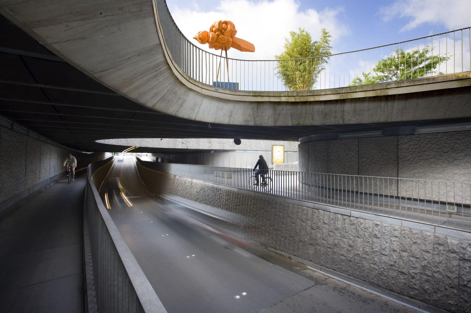 Tunnel Doorniksewijk